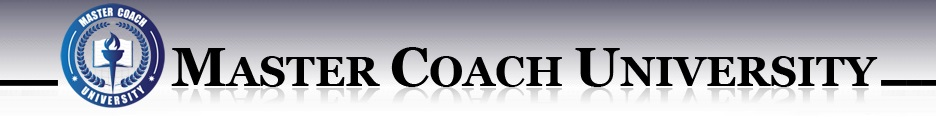 Master Coach University Enrollment Information